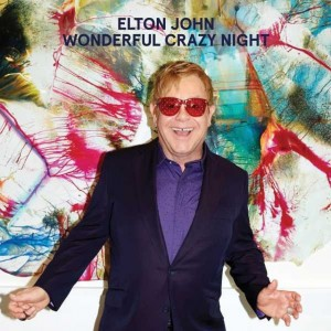 Wonderful Crazy Night: Elton John (CD)