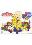 Maletin Caillou (4 Dvd)