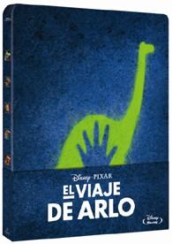 El Viaje De Arlo (Blu-Ray) (Ed. Metálica)