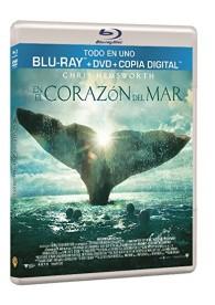 En El Corazón Del Mar (Blu-Ray + Dvd + Copia Digital)