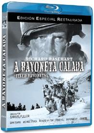 A Bayoneta Calada (Blu-Ray)