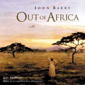 B.S.O Out Of Africa (CD)