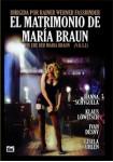 El Matrimonio De Maria Braun (V.O.S.)