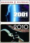 2001: Una Odisea del Espacio + 2010: Odisea 2