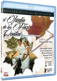 El Jardin De Los Finzi Contini (Blu-Ray)