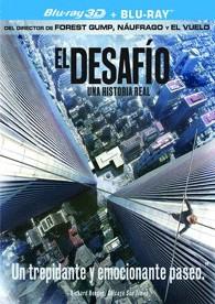 El Desafío (Blu-Ray 3d + Blu-Ray)