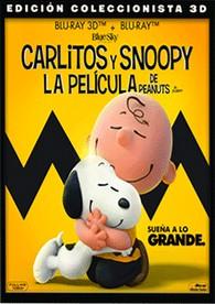 Carlitos Y Snoopy : La Película De Peanuts (Blu-Ray 3d + Blu-Ray))