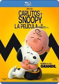 Carlitos Y Snoopy : La Película De Peanuts (Blu-Ray)