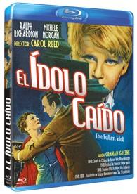 El Ídolo Caido (Blu-Ray)