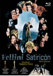 Fellini Satiricon (Blu-Ray)