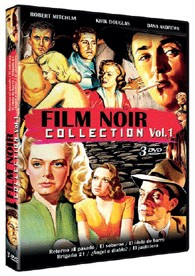 Pack Film Noir Collection - Vol. 1