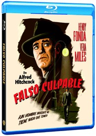 Falso Culpable (Blu-Ray)