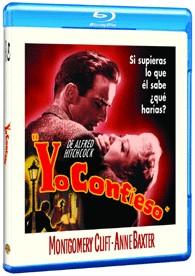 Yo Confieso (Blu-Ray)
