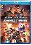 La Liga De La Justicia Contra Los Jóvenes Titanes (Blu-Ray)