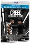 Creed : La Leyenda De Rocky (Blu-Ray + Dvd + Copia Digital)