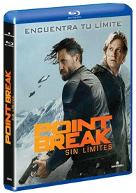 Point Break (Sin Límites) (Blu-Ray)