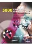3000 EJERCICIOS DE DESARROLLO MUSCULAR - Vol. 2 (Bicolor)