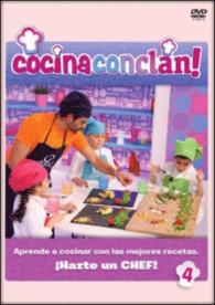 Cocina Con Clan - 1ª Temporada - Vol. 4