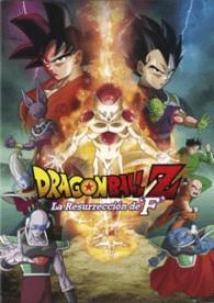 Dragon Ball Z : La Resurrección De F.