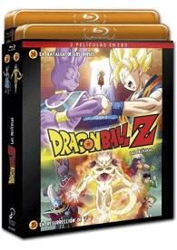 Dragon Ball Z : Battle Of Gods / La Resurrección De F. (Blu-Ray)