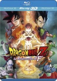 Dragon Ball Z : La Resurreción De F. (Blu-Ray 3d + Blu-Ray)