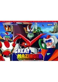 Great Mazinger - Box 1