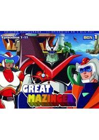 Great Mazinger - Box 1 (Blu-Ray)