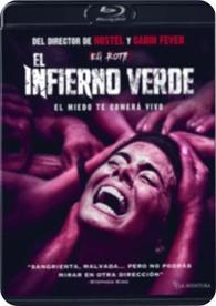 El Infierno Verde (Blu-Ray)