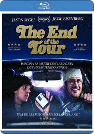 The End Of The Tour (Blu-Ray)