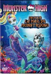 Monster High : Un Viaje La Mar De Monstruoso