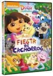 Dora La Exploradora : Fiesta De Cachorros