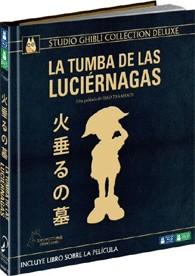 La Tumba De Las Luciérnagas (Blu-Ray + Dvd + Libro)