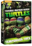 Teenage Mutant Ninja Turtles - 3ª Temporada