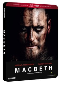 Macbeth (2015) (Blu-Ray + Dvd)