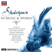 Shakespeare in Music & Words CD(2)