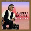 Cinema: Andrea Bocelli (DVD) Edición Especial Español