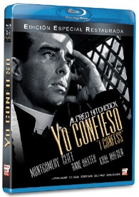 Yo Confieso (Blu-Ray) (New Line)