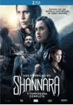 Las Crónicas De Shannara - 1ª Temporada (Blu-Ray)