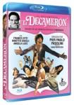 El Decamerón (Blu-Ray)