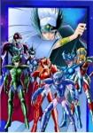 Saint Seiya : Saga De Asgard - Box 5 (Blu-Ray)