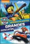 Paw Patrol : Héroes Valientes, Grandes Rescates