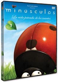 Minusculos, La Vida Privada De Los Insectos 1ª Temporada . Volumen 1