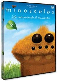 Minusculos, La Vida Privada De Los Insectos 1ª Temporada . Volumen 2