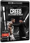 Creed : La Leyenda De Rocky (Blu-Ray 4k Ultra Hd + Blu-Ray + Copia Digital)