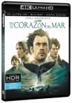 En El Corazón Del Mar (Blu-Ray 4k Ultra Hd + Blu-Ray + Copia Digital)