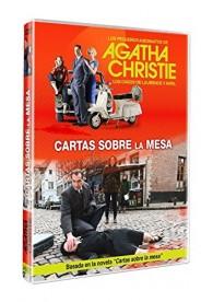 Los Pequeños Asesinatos De Agatha Christie : Cartas Sobre La Mesa
