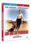 Los Que No Perdonan (Blu-Ray + Dvd)