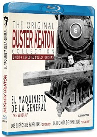 El Maquinista De La General - The Original Buster Keaton Collection (Blu-Ray)
