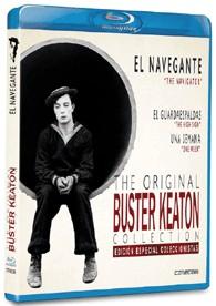 El Navegante - The Original Buster Keaton Collection (Blu-Ray)