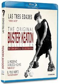 Las Tres Edades - The Original Buster Keaton Collection (Blu-Ray)